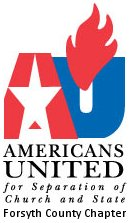 Forsyth County Chapter of Americans United for the Separation of Church and State