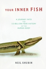 'Your Inner Fish: A Journey into the 3.5-Billion-Year History of the Human Body' by Neil Shubin