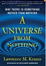 'A Universe form Nothing' by Lawrence Krauss