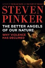 'The Better Angels of Our Nature' by Steven Pinker